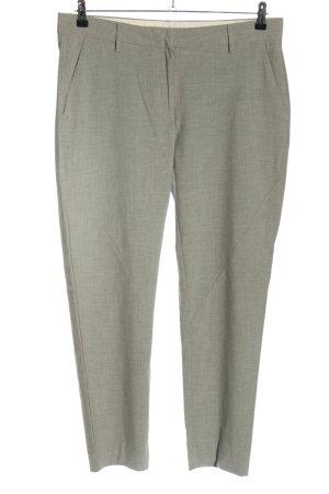 Soyaconcept Jersey Pants light grey weave pattern business style