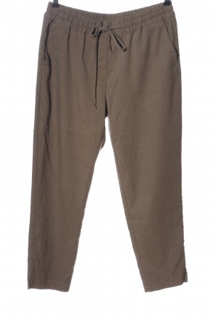 Soyaconcept Jersey Pants brown flecked casual look