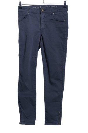 Soyaconcept Stretchhose blau Casual-Look