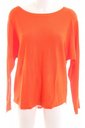 Soyaconcept Strickpullover hellorange Casual-Look