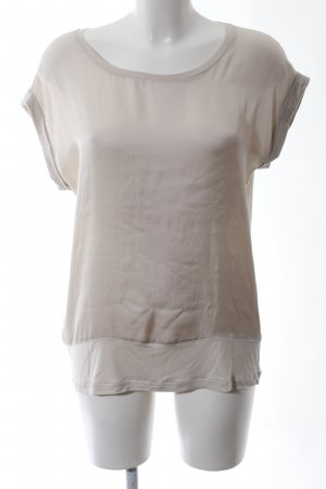 Soyaconcept T-Shirt wollweiß Casual-Look