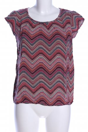 Soyaconcept T-Shirt Streifenmuster Casual-Look