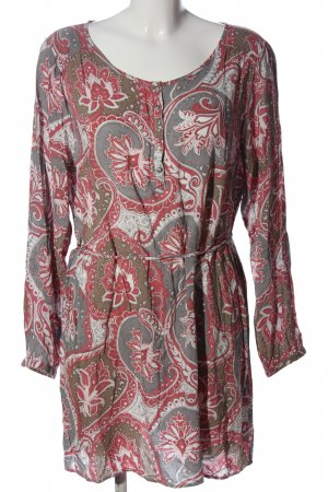 Soyaconcept Tuniekblouse abstract patroon casual uitstraling
