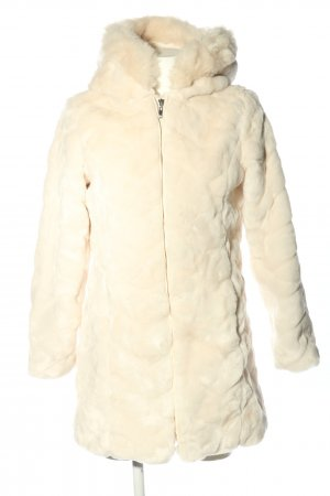 Soyaconcept Wintermantel creme Steppmuster Casual-Look
