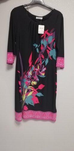 C&A Sukienka midi czarny