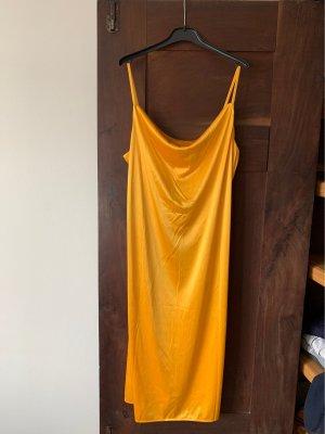 Spagettiträger Glänzendes Kleid