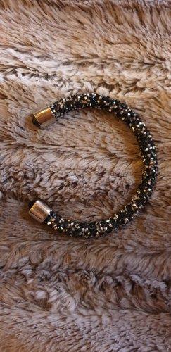 Bracelet de bras multicolore matériel synthétique