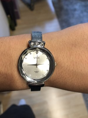 Vive Watch Clasp silver-colored