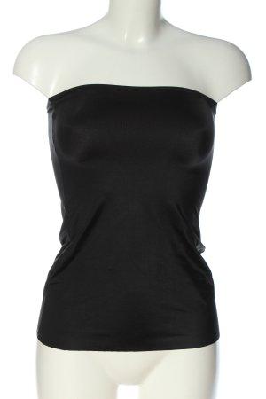 Spanx Top spalle scoperte nero stile casual