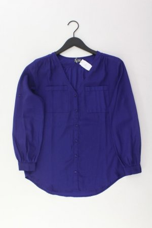 Sparkle & Fade Bluse Größe S blau aus Polyester