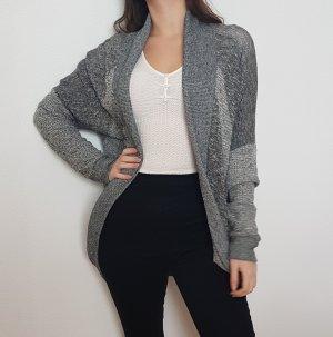 Sparkle & Fade Cardigan Grau Urban Outfitters Größe L