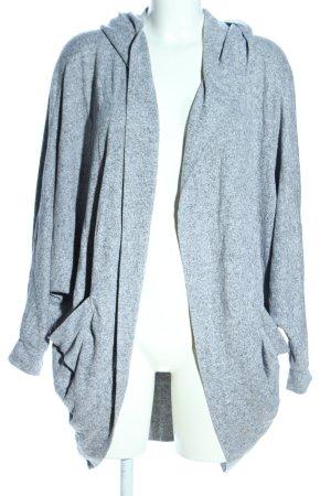 Sparkle & Fade Cardigan grigio chiaro puntinato stile casual
