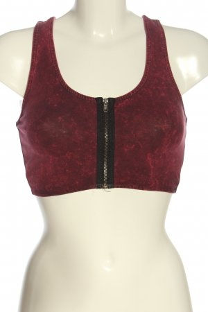 Sparkle & Fade Cropped Top rot Casual-Look