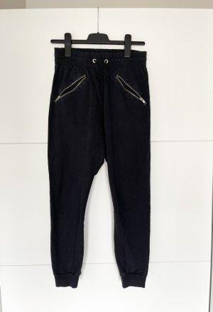 Sparkle & Fade Leggings black-silver-colored