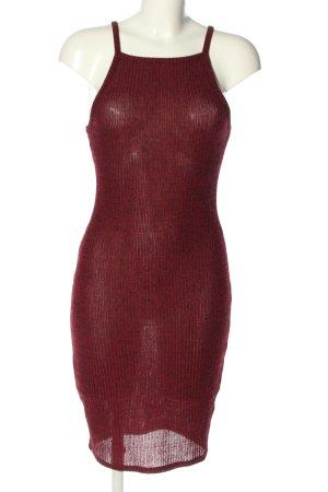 Sparkle & Fade Midikleid rot meliert Elegant