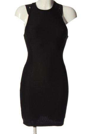 Sparkle & Fade Mini Abito nero stile casual