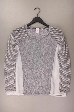 Sparkle & Fade Pullover Größe M grau aus Polyester