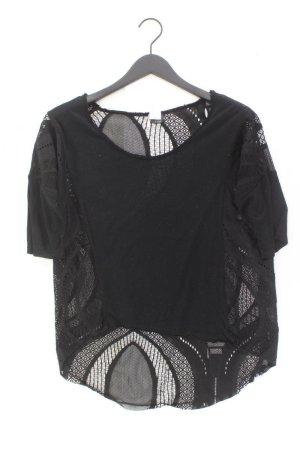 Sparkle & Fade Camicia maglia nero Nylon