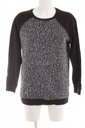 Sparkle & Fade Sweatshirt meliert Casual-Look