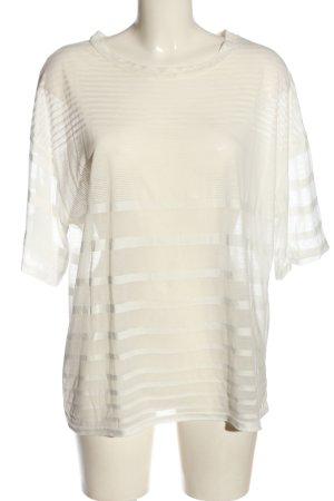 Sparkle & Fade T-shirt bianco sporco stile casual