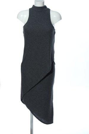 Sparkle & Fade Vestito vokuhila nero puntinato stile casual