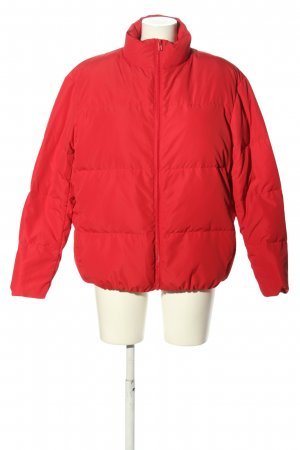 Sparkz Bomberjacke rot Steppmuster Casual-Look