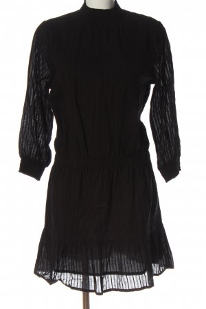 Sparkz Langarmkleid schwarz Elegant