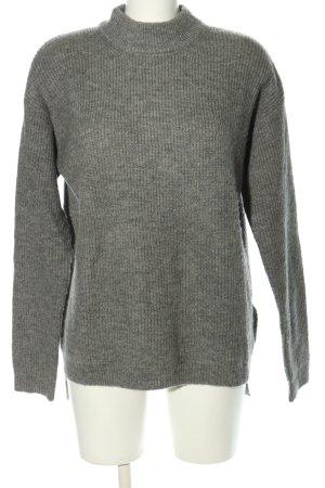 Sparkz Jersey holgados gris claro moteado look casual