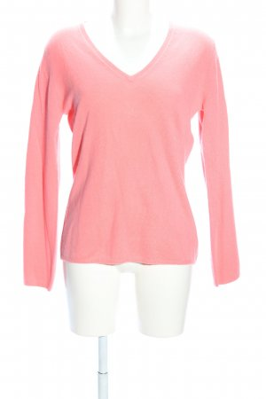 SPECTATOR Cashmerepullover pink Casual-Look