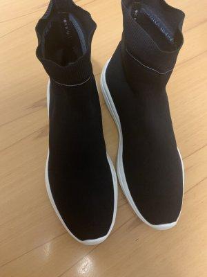 Prada Slip-on Sneakers black