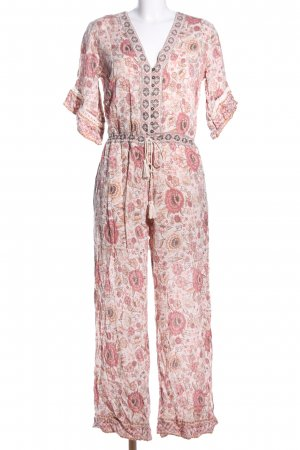 Spell & The Gypsy Jumpsuit Allover-Druck Casual-Look