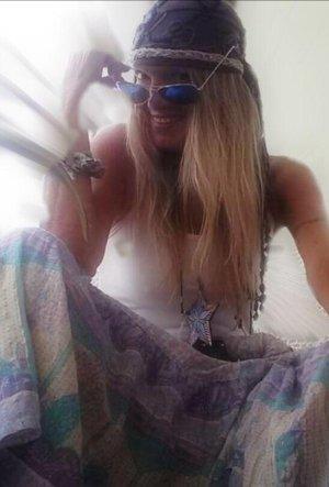 Spell & The Gypsy Vestido Hippie blanco puro