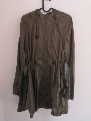 Only Robe manteau kaki