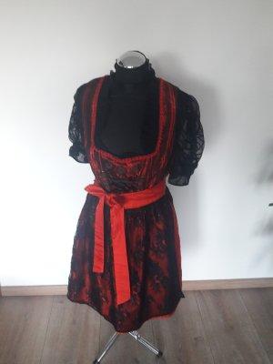 Spieth & Wensky Dirndl black-red