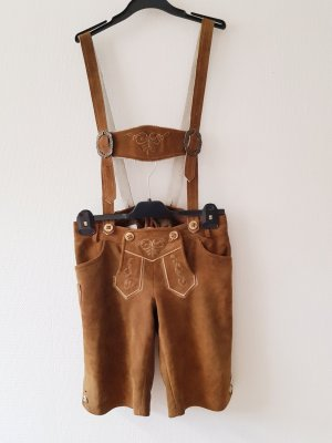 Spieth & Wensky Pantalon bavarois bronze-marron clair