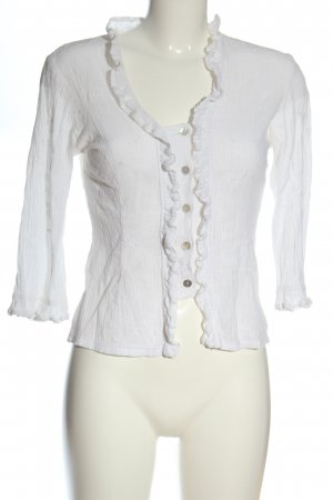 Spieth & Wensky Traditional Blouse white casual look