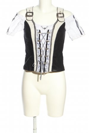 Spieth & Wensky Traditional Blouse multicolored elegant