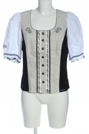 Spieth & Wensky Traditional Blouse multicolored classic style