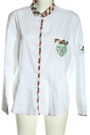 Spieth & Wensky Trachtenhemd mehrfarbig klassischer Stil
