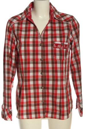 Spieth & Wensky Long Sleeve Shirt allover print elegant