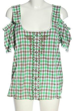 Spieth & Wensky Tradycyjna koszula Na całej powierzchni Styl klasyczny