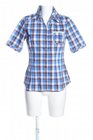 Spieth & Wensky Trachtenhemd Karomuster Casual-Look