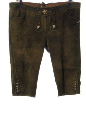 Spieth & Wensky Pantalon bavarois brun style classique