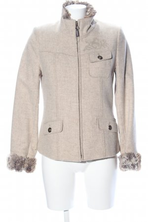 Spieth & Wensky Traditional Jacket natural white flecked casual look