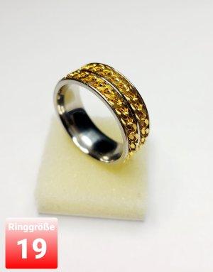 Spinner Ring aus Stahl
