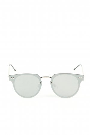 Spitfire Retro Glasses light grey business style