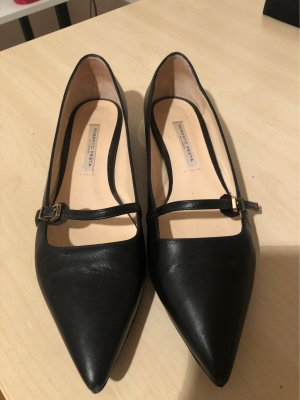 Roberto Festa Mary Jane Ballerinas black