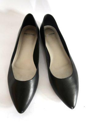 spitze Ballerinas von Vagabond schwarz Gr. 41 - neuwertig