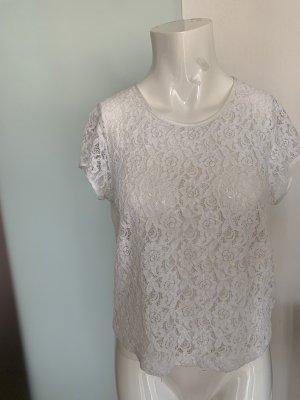Spitze Bluse Shirt Gr 36 S von H&M