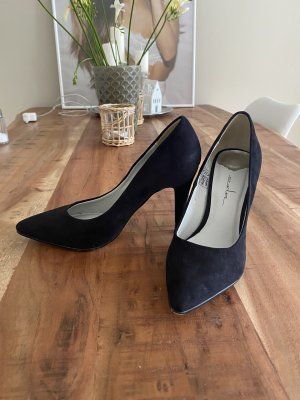 Spitze hohe Schuhe Absatz Klassisch Business